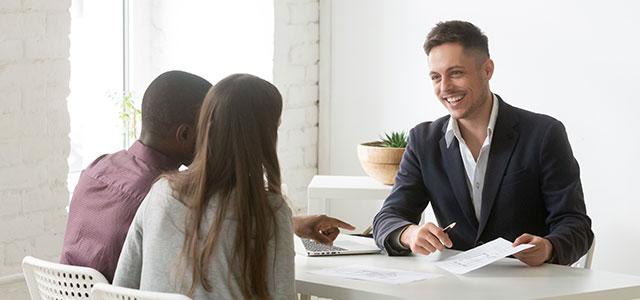 Agenzia immobiliare per vendita immobili